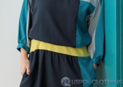 Sukienki Wiosna Lato Premium