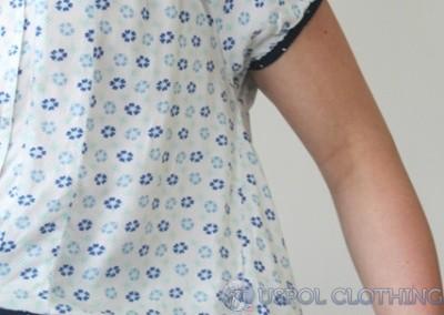 Bluzki Bawełna krótki rękaw Premium