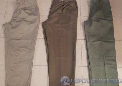 1 męskie Spodnie duże rozmiary Premium