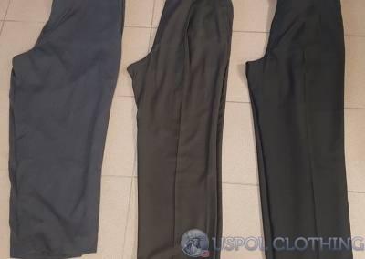 2 męskie Spodnie duże rozmiary Premium